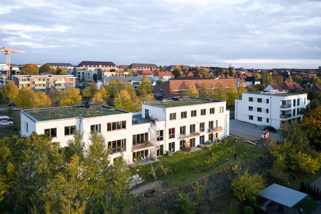 Baugemeinschaft Meisterweg 100-104 Neustadtarchitekten